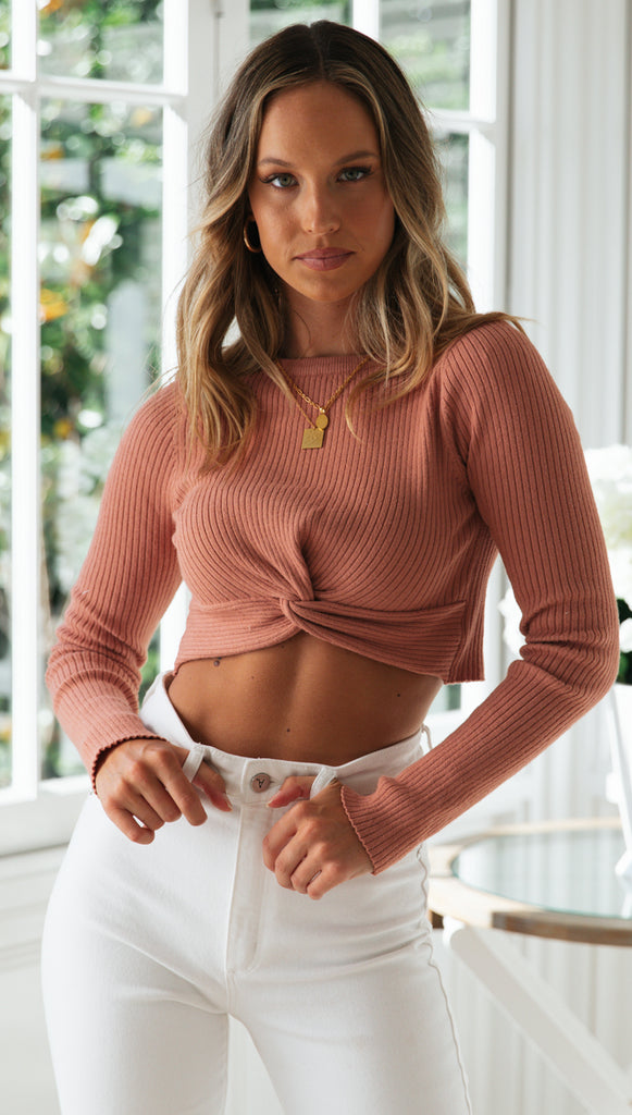 Cedar Dreams Top (Rose)