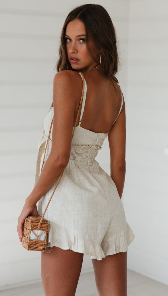 Sandy Dee Playsuit