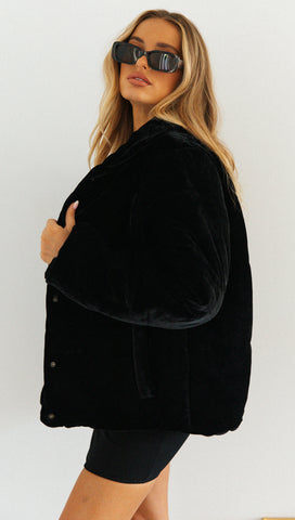 Tobin Jacket (Black)
