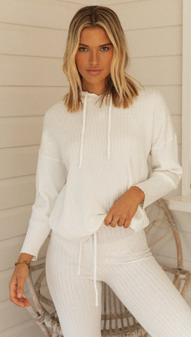 Ali Jumper (White)
