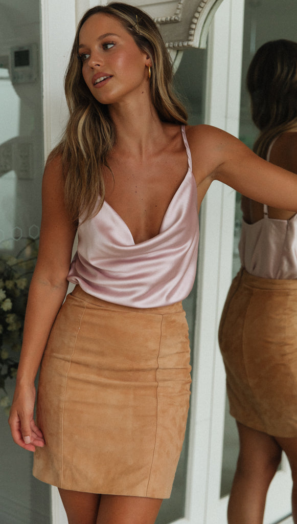 Fiesta Top (Blush)