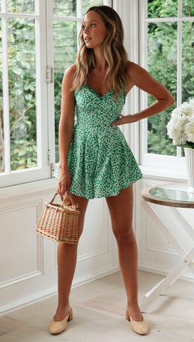 Vineyard Playsuit