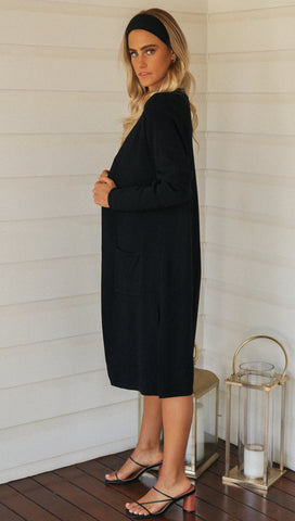 Lottie Cardigan (Black)