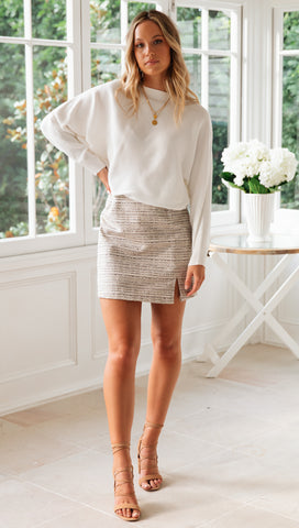 Portia Mini Skirt