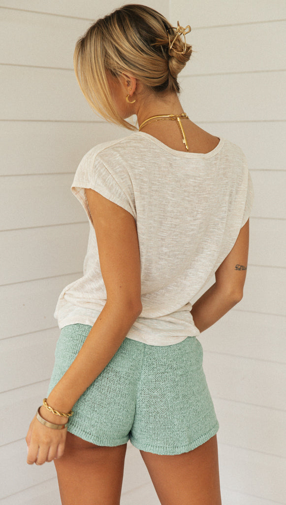 Coastal Breeze Tee