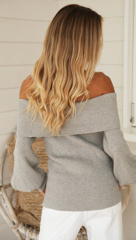 Eliza Knit (Grey)