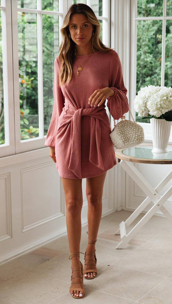 Lacey Dress (Rose)