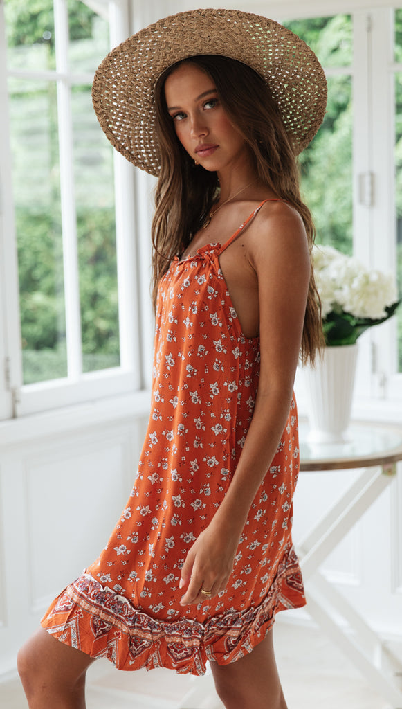 Sun Kissed Dress