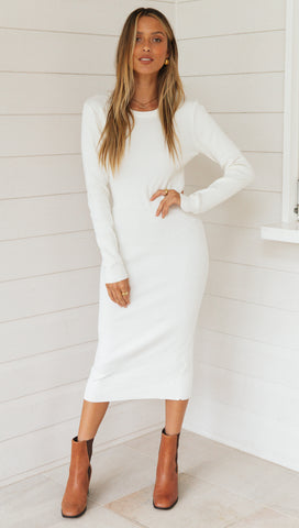 Fable Knit Dress