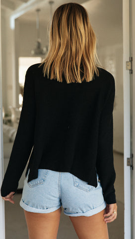 Chester Top (Black)