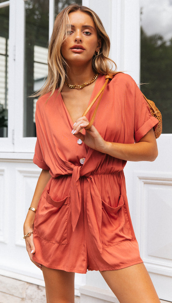 Luella Playsuit