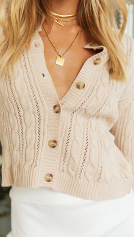 Ellison Knit Cardigan