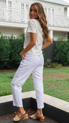 Cigarette Pants