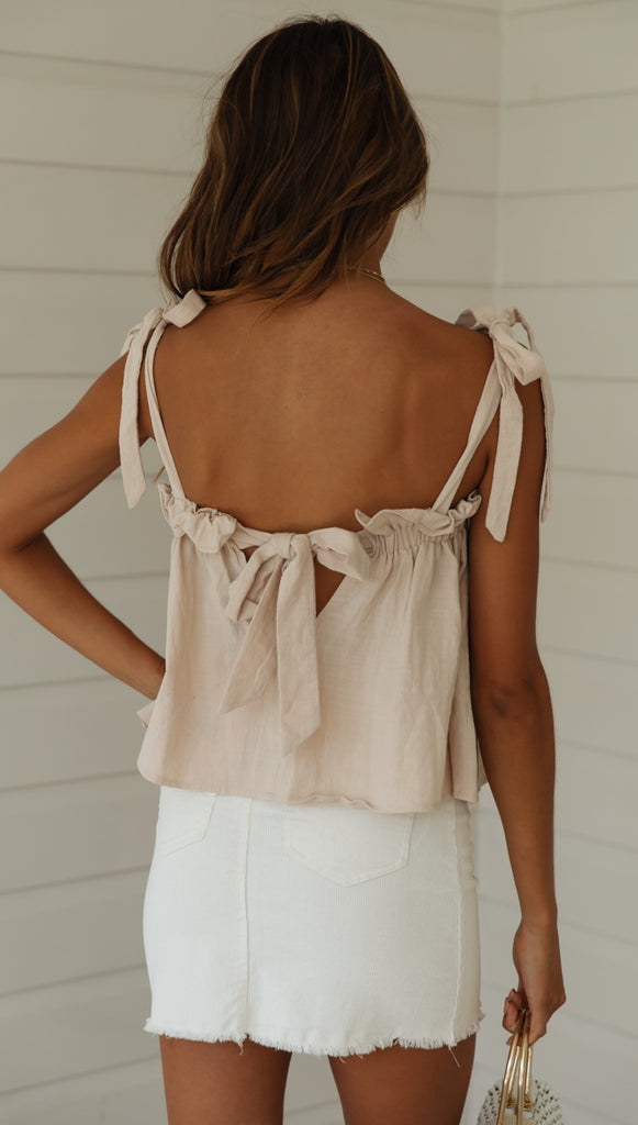 Autumn Romance Top