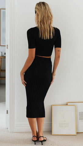 Ciara Top (Black)