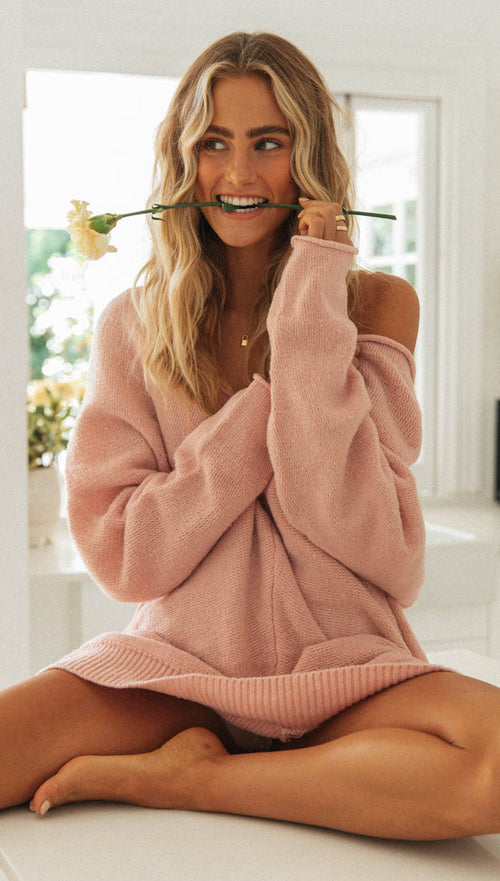 Jasia Knit (Blush)