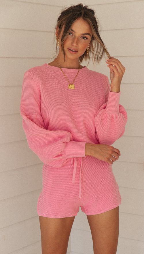 Amour Top (Pink)