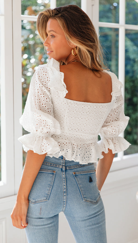 Parisian Top