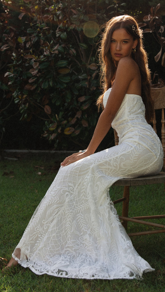 Moonlight Maxi Dress