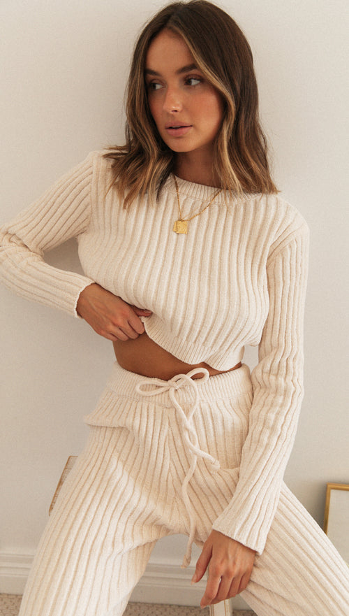 Madison Knit Top