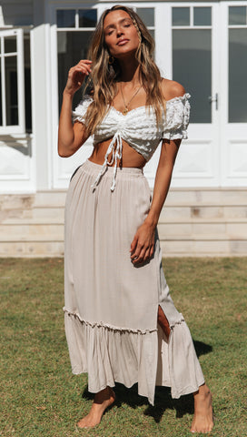 Arizona Skirt (Beige)
