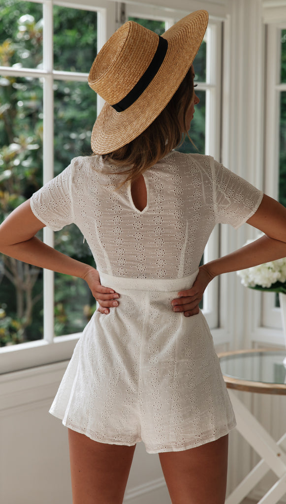 Amour Cherie Playsuit