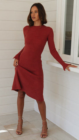 Campbell Knit Dress