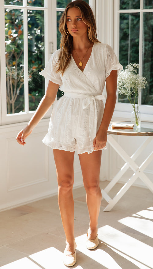 Maxine Playsuit