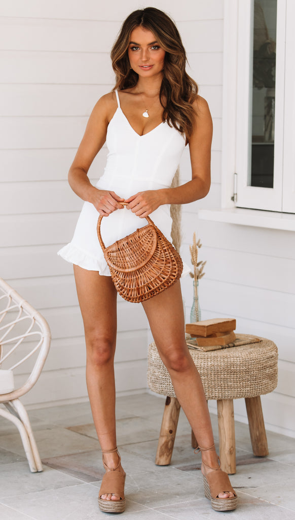 Clyde River Playsuit