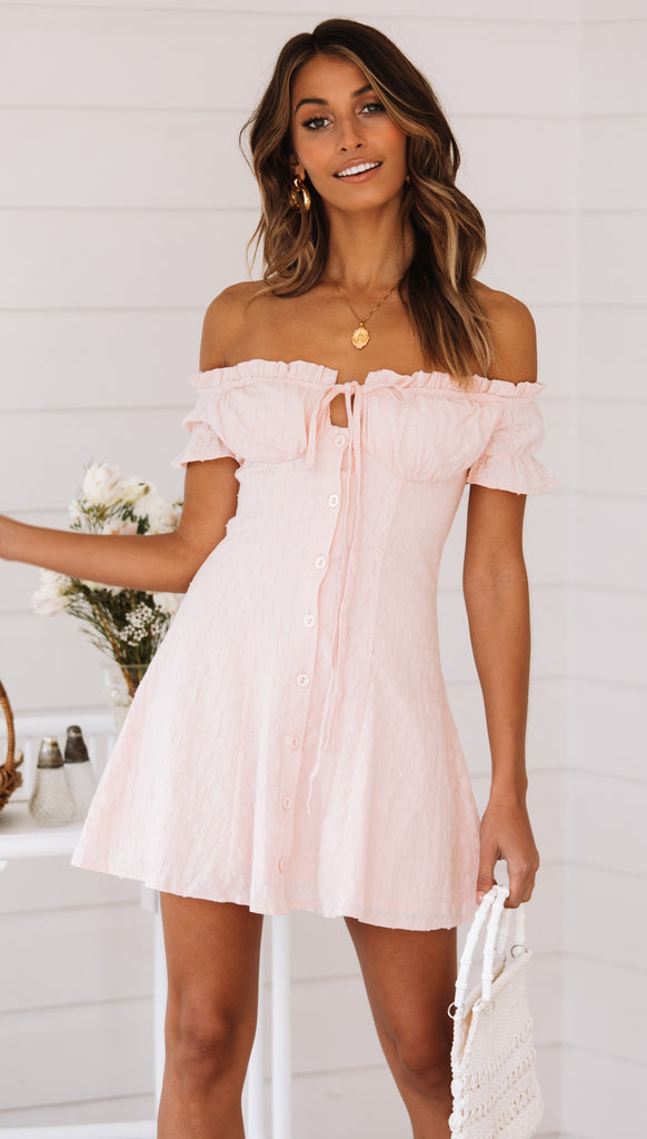 Betty Dress (Pink)