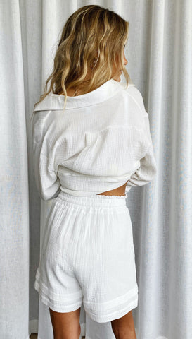 Shelby Top (White)
