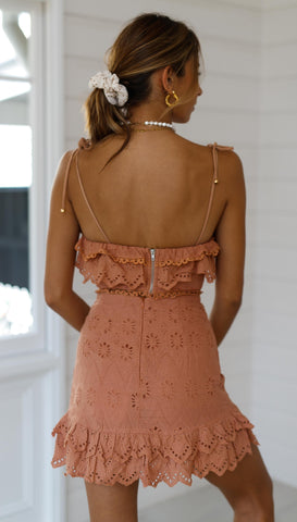 Daphne Top (Rust)