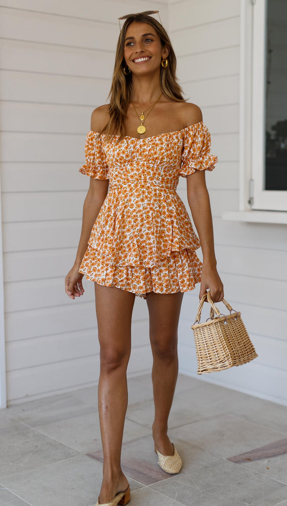 Wildwood Playsuit