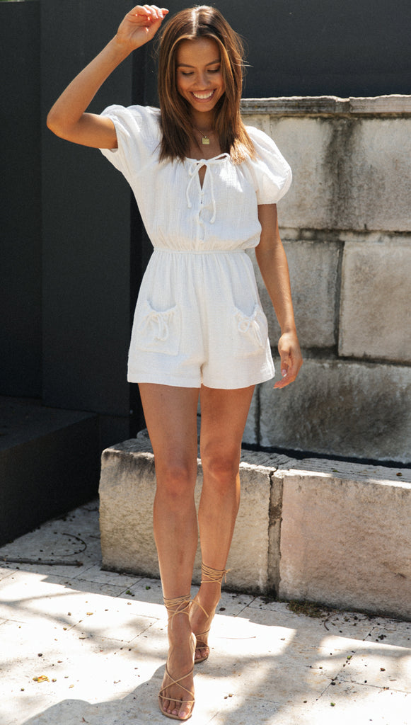 July Playsuit