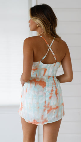 Coastlines Playsuit