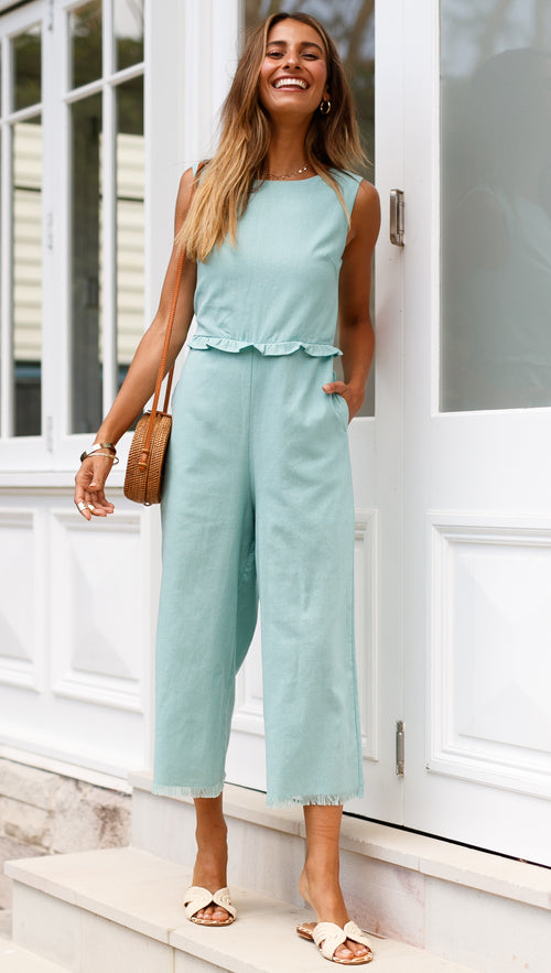 Honey Bell Jumpsuit