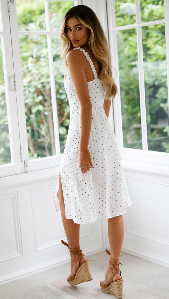 Speckled Love Dress
