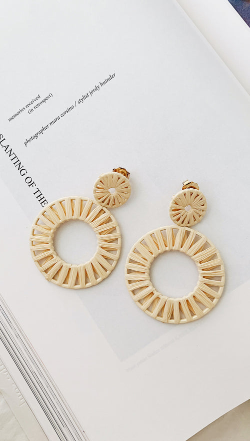 Cisco Earrings