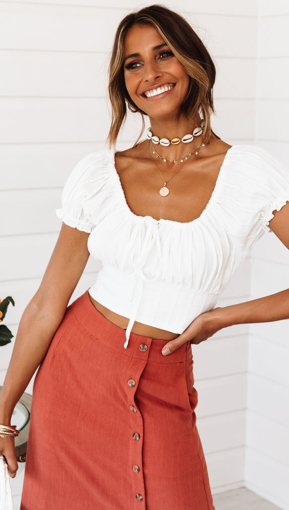 Sunrise Crush Top