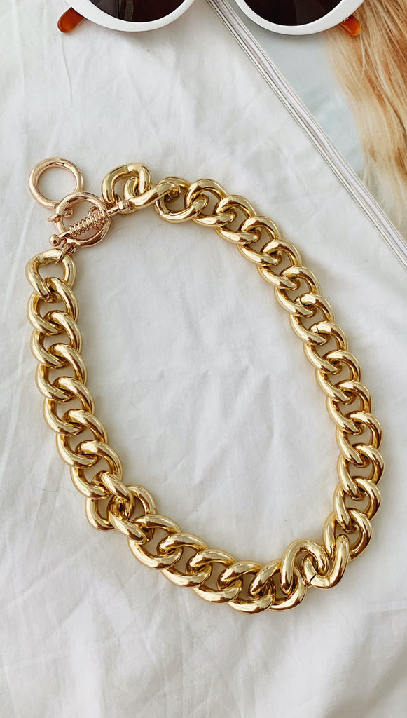 Nini Chain Necklace
