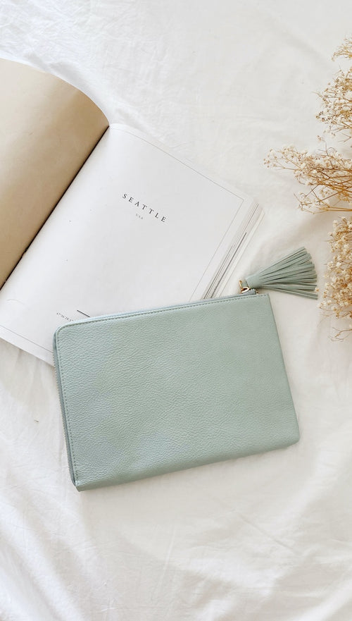 Tulana Pouch (Mint)