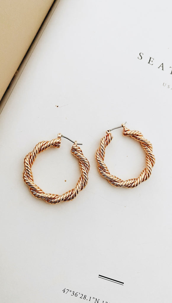 Golden Hour Earrings