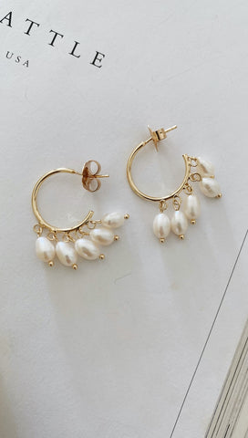 Porto Earrings