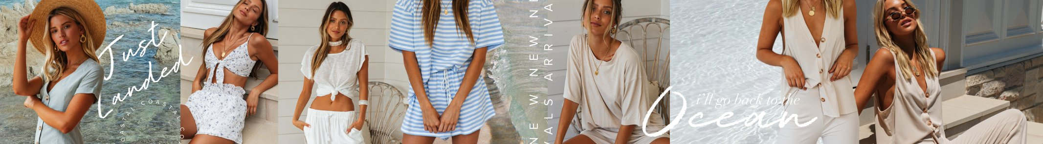 Mura Fashion - Coastal Collection