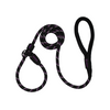 DOCO® Reflective Rope Slip Leash w/Black Nylon Handle - www.docopet.com
