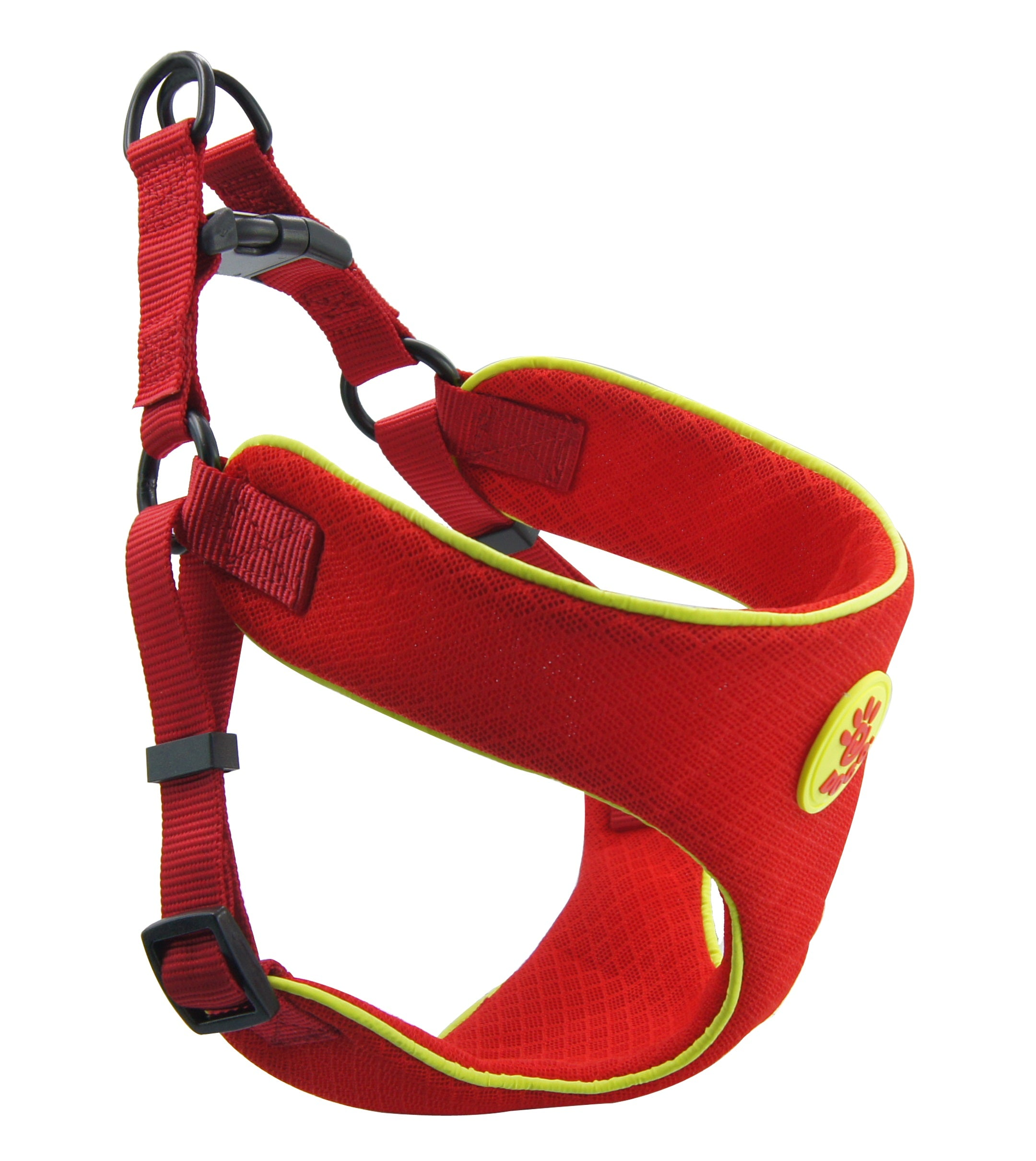 DOCO® Athletica RUNNER Mesh Harness Reflective - www.docopet.com