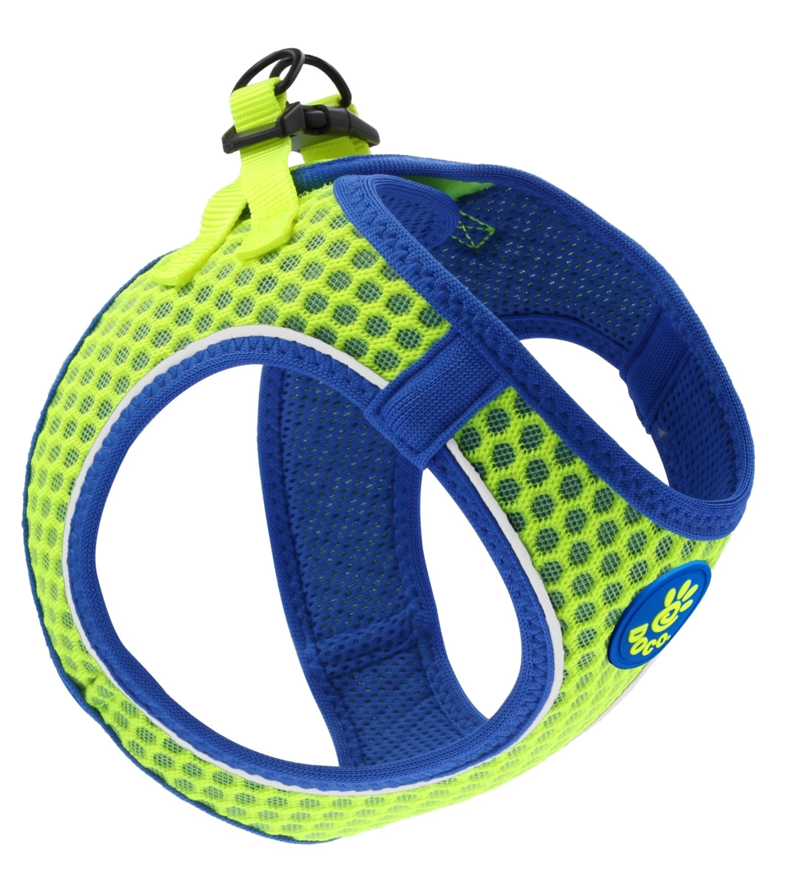 DOCO® Athletica Net mesh QUICK FIT Harness - www.docopet.com