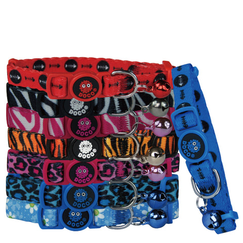 DOCO® LOCO Cat Collar - Tiger