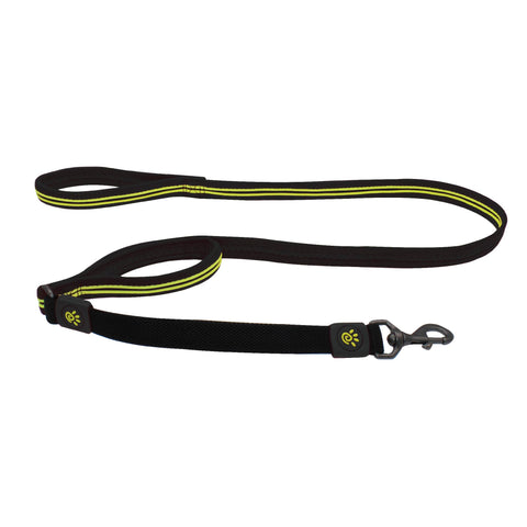 DOCO® 4ft LOCO Shock Absorbing BUNGEE Leash - Lime Street