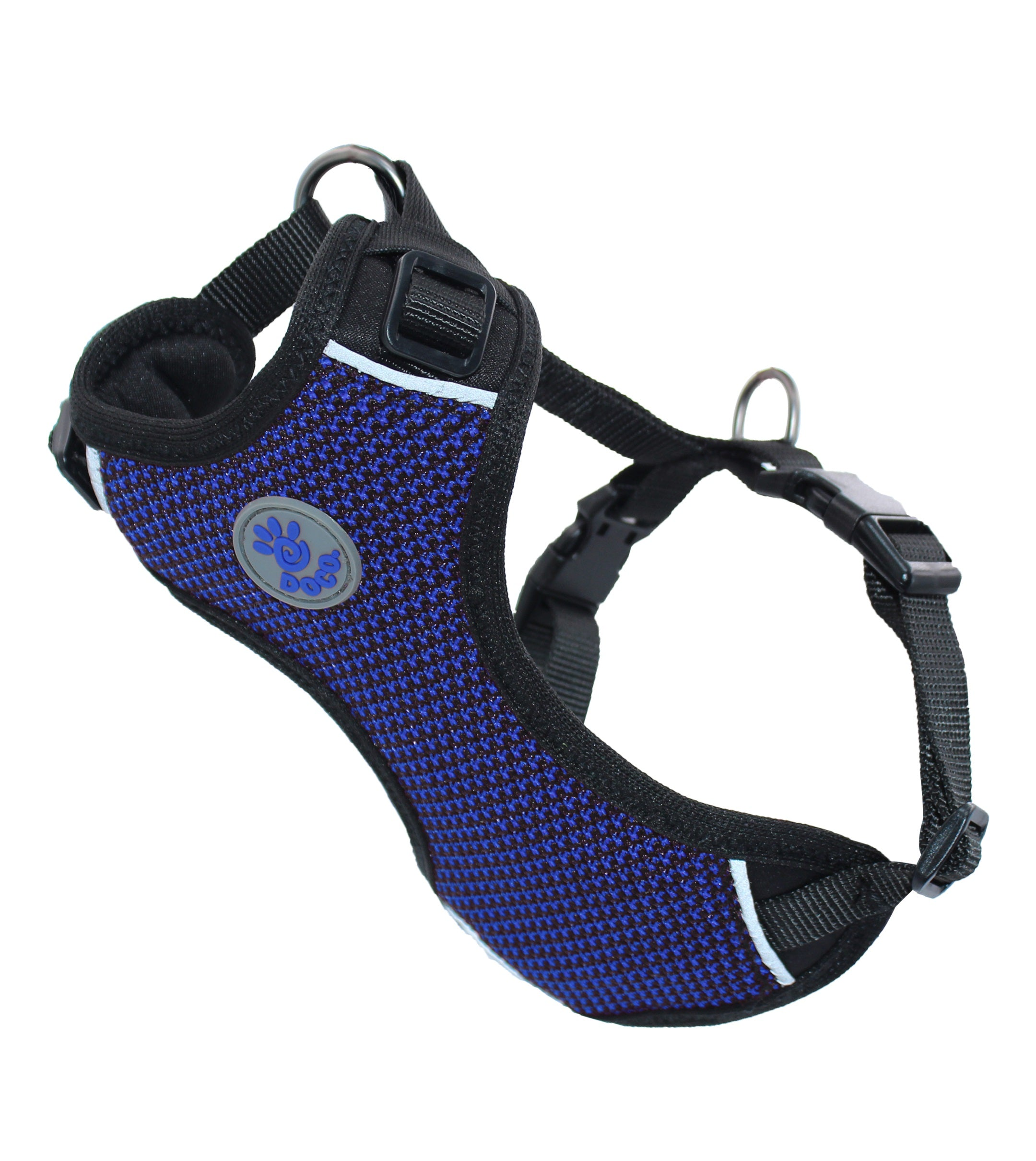 DOCO® Athletica 3D Airflow Foam Harness - www.docopet.com